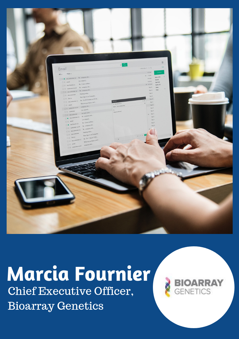 Marcia Fournier CEO Case Study